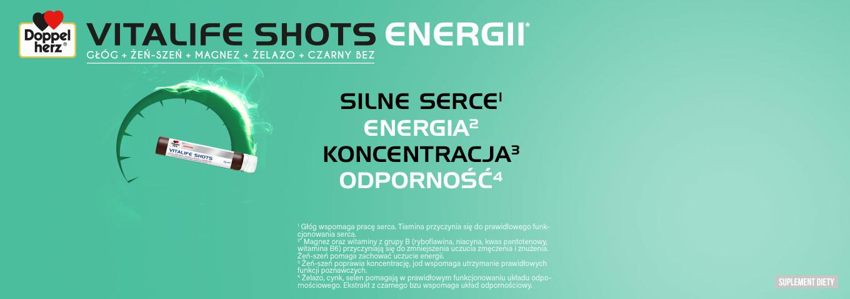 Doppelherz System Vitalife Shots,