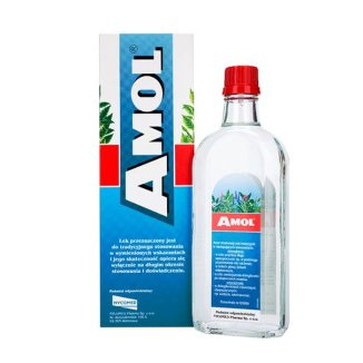 Amol, płyn doustny i na skórę, 250 ml - zdjęcie produktu