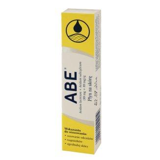 ABE (0,089 g + 0,089 g)/ g, płyn na skórę, 8 g - zdjęcie produktu