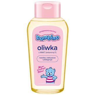 Bambino, oliwka, od 1 dnia życia, 150 ml - zdjęcie produktu