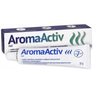 Aroma-Activ, maść, 30 g - zdjęcie produktu