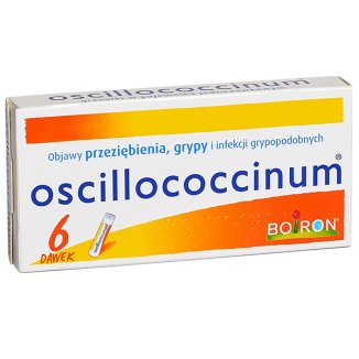 Boiron Oscillococcinum, granulki, 1 g x 6 dawek - zdjęcie produktu