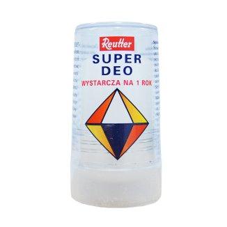 Reutter Super Deo, dezodorant, 50 g - zdjęcie produktu