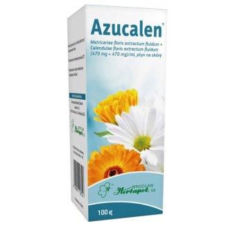 Azucalen (470 mg + 470 mg)/ ml, płyn na skórę, 100 g  - zdjęcie produktu
