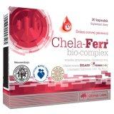 Olimp Chela-Ferr Bio-Complex, 30 kapsułek - miniaturka zdjęcia produktu