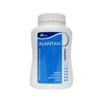 Alantan, zasypka łagodząco-ochronna, 50 g - zdjęcie produktu