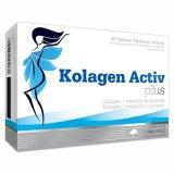 Olimp Kolagen Activ Plus, 80 tabletek - miniaturka zdjęcia produktu