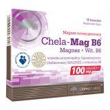 Olimp, Chela-Mag B6, 30 kapsułek - miniaturka zdjęcia produktu