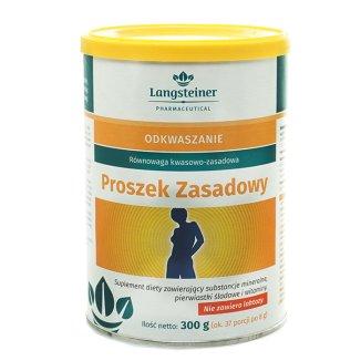Langsteiner Proszek zasadowy, 300 g - zdjęcie produktu
