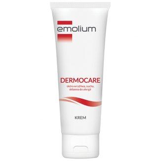 Emolium Dermocare, krem do skóry suchej, od 1 dnia życia, 75 ml - zdjęcie produktu