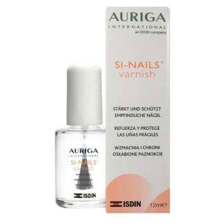 Auriga Si-Nails, odżywka do paznokci, 12 ml - zdjęcie produktu