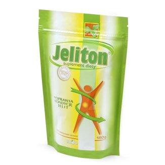Jeliton, łupina nasienna babki jajowatej, 180 g - zdjęcie produktu