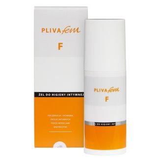 PlivaFem F, żel do higieny intymnej, 100 ml - zdjęcie produktu