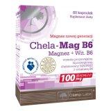 Olimp Chela-Mag B6, 60 kapsułek - miniaturka zdjęcia produktu