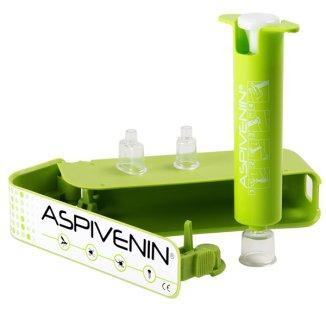 Aspivenin, miniaturowa pompka ssąca do usuwania jadu i toksyn - zdjęcie produktu