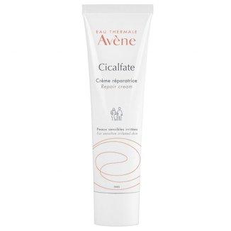Avene Cicalfate, krem regenerujący, skóra wrażliwa u dorosłych, dzieci i niemowląt, 100 ml - zdjęcie produktu
