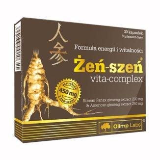 Olimp Żeń-Szeń Vita Complex, 30 kapsułek - zdjęcie produktu