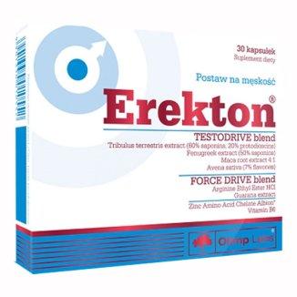 Olimp Erekton, 30 kapsułek - zdjęcie produktu
