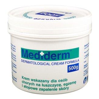 Mediderm, krem, 500 g - zdjęcie produktu