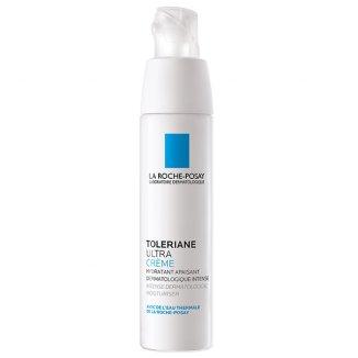 La Roche-Posay Toleriane Ultra, krem, intensywna pielęgnacja kojąca, skóra bardzo wrażliwa i skłonna do alergii, 40 ml - zdjęcie produktu
