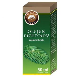 Laboratoria Natury Olejek pichtowy, 50 ml - zdjęcie produktu