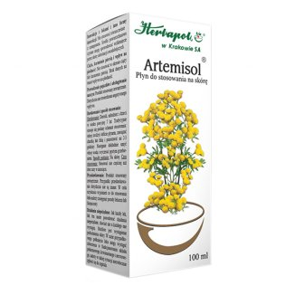 Artemisol, płyn do stosowania na skórę, 100 ml - zdjęcie produktu