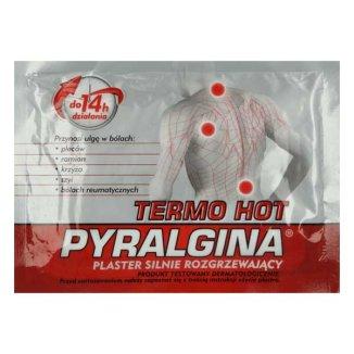 Pyralgina Termo Hot, plaster rozgrzewający, 1 sztuka - zdjęcie produktu