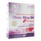 Olimp Chela-Mag B6 Skurcz, 60 kapsułek - miniaturka zdjęcia produktu