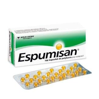 Espumisan 40 mg, 25 kapsułek - zdjęcie produktu