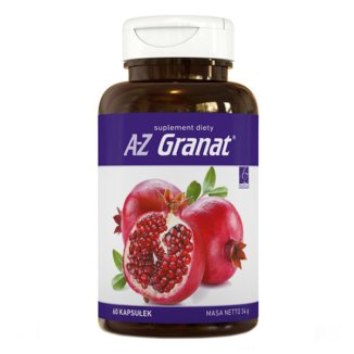 A-Z Granat, 60 kapsułek - zdjęcie produktu