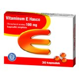 Vitaminum E 100 mg, 30 kapsułek - miniaturka zdjęcia produktu