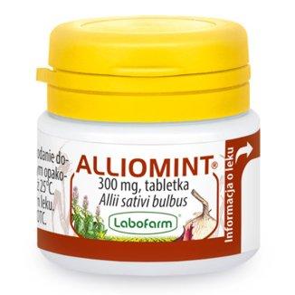 Alliomint 300 mg, 30 tabletek - zdjęcie produktu