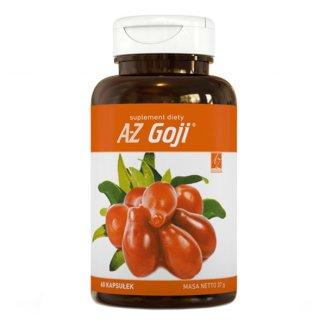 A-Z Goji, 60 kapsułek - zdjęcie produktu