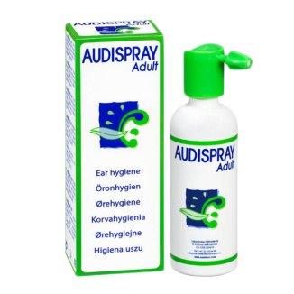 Audispray Adult, roztwór wody morskiej do higieny uszu, 50 ml - zdjęcie produktu
