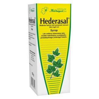Hederasal 26,6 mg/ 5 ml, syrop, 125 g - zdjęcie produktu