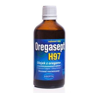 Asepta Oregasept H97, olejek z oregano, 100 ml - zdjęcie produktu