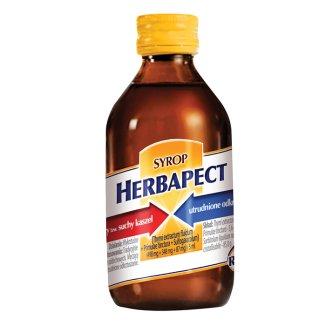 Herbapect (498 mg + 348 mg + 87 mg)/ 5 ml, syrop, 240 g - zdjęcie produktu