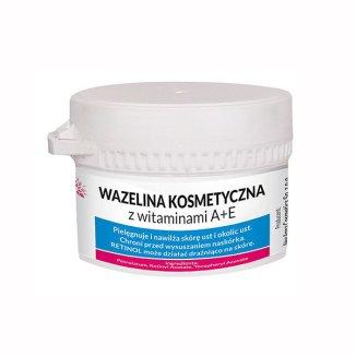 New ANNA Cosmetics, Wazelina kosmetyczna z witaminą A + E, 15 g - zdjęcie produktu