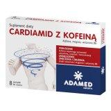 Cardiamid z kofeiną, smak cytrusowy, 8 pastylek - miniaturka zdjęcia produktu