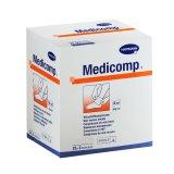 Medicomp, kompresy jałowe, włókninowe, 4-warstwowe, 30 g/ m2, 10 cm x 10 cm, 2 x 25 sztuk - miniaturka zdjęcia produktu