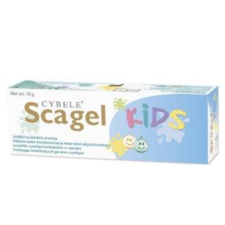 Cybele Scagel Kids, żel, od 2 lat, 19 g - zdjęcie produktu