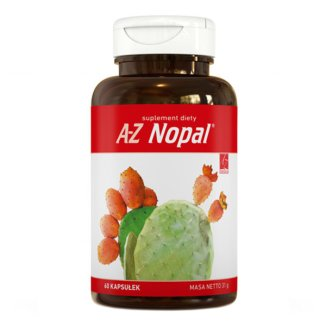 A-Z Nopal, 60 kapsułek - zdjęcie produktu