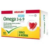 Omega 3-6-9 Complex, 60 kapsułek - miniaturka zdjęcia produktu