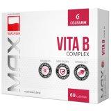 Max Vita B Complex, 60 tabletek - miniaturka zdjęcia produktu
