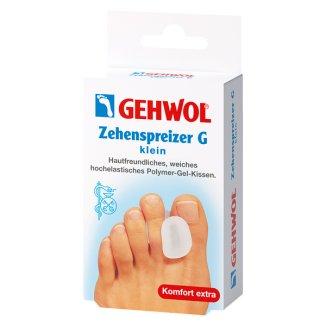 Gehwol Zehenspreizer G, nastawiacz korekcyjny do palców stóp mały, 3 sztuki - zdjęcie produktu