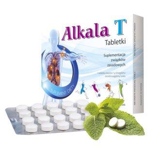 Alkala T, 20 tabletek - zdjęcie produktu