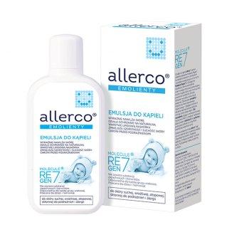 Allerco Emolienty, emulsja do kąpieli, 400 ml - zdjęcie produktu