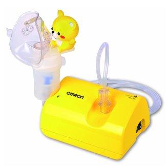 Omron Comp Air NE-C-801 KD, inhalator pneumatyczno-tłokowy dla dzieci - zdjęcie produktu