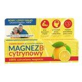 Magnez B Complex, smak cytrynowy, 100 tabletek - miniaturka zdjęcia produktu