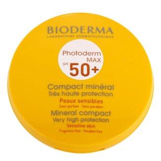 Bioderma Photoderm Max Compact, podkład mineralny w kompakcie, ochronny, odcień jasny, SPF50+,10 g - zdjęcie produktu